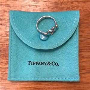 Elsa peretti open heart ring, Tiffany & Co